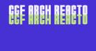 CGF Arch Reactor