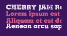 CHERRY JAM Regular