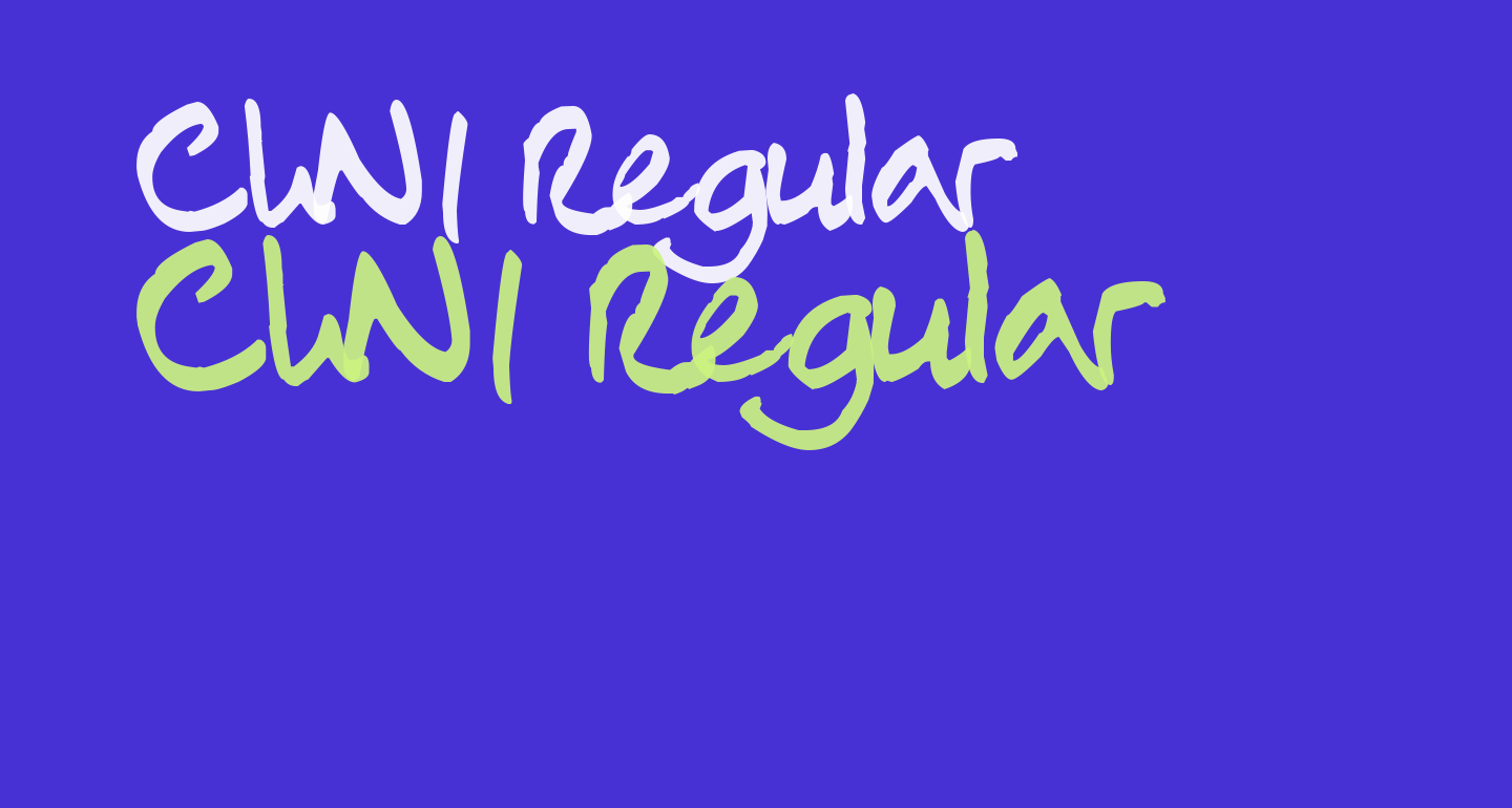 ChN1 Regular