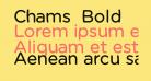Chams  Bold