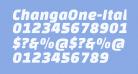 ChangaOne-Italic