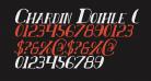 Chardin Doihle Condensed Italic