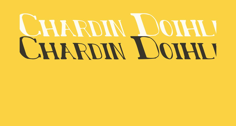 Chardin Doihle Leftalic