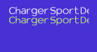 Charger Sport Defiance Extended