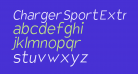 Charger Sport Extralight Narrow Oblique