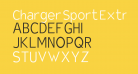 Charger Sport Extralight Narrow