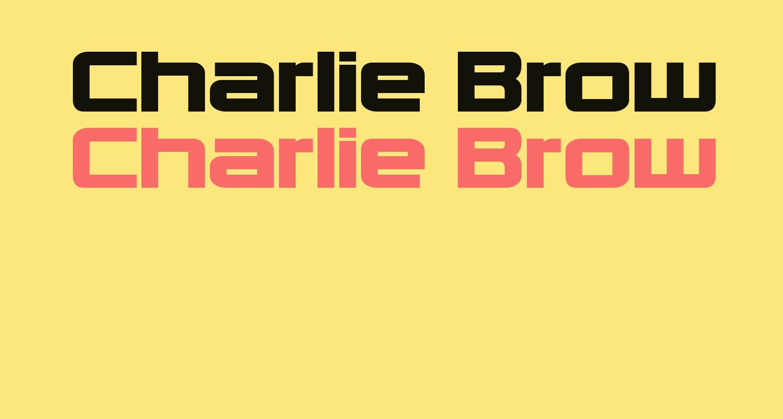 Charlie Brown M54