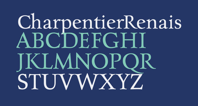 CharpentierRenaissancePro