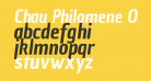 Chau Philomene One Italic