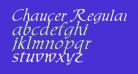 Chaucer Regular