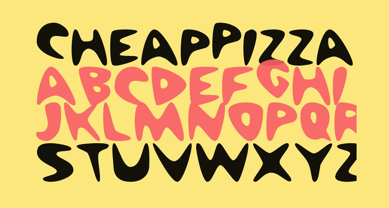 CheapPizza Heavy
