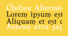 Chelsea Alternates