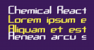 Chemical Reaction A -BRK-