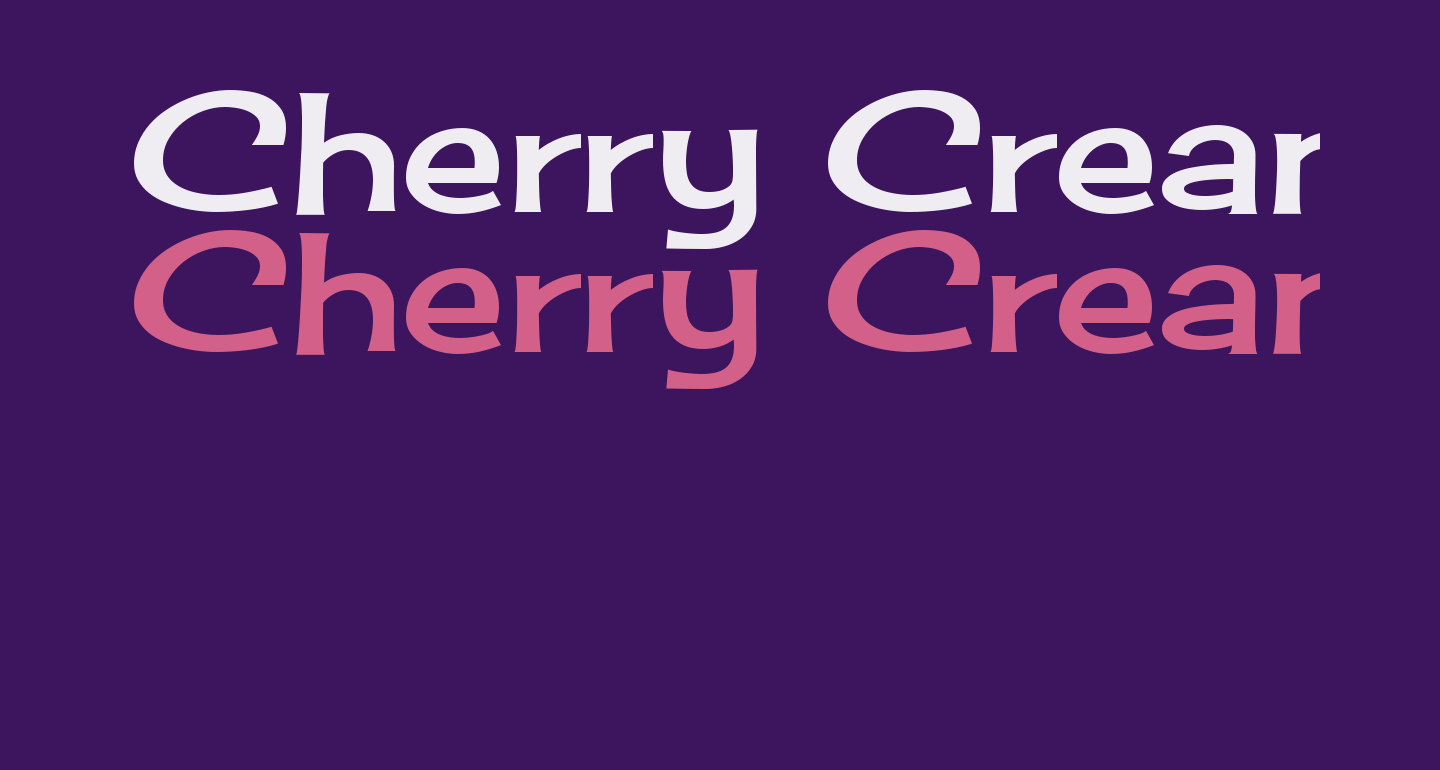 Cherry Cream Soda