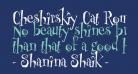 Cheshirskiy Cat Roman