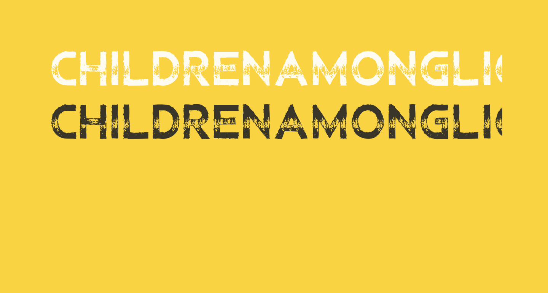 ChildrenAmongLions-Regular