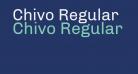 Chivo Regular