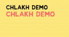 Chlakh Demo