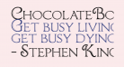ChocolateBoxDecorative