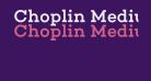 Choplin Medium-DEMO