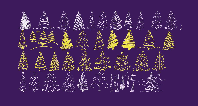 Christmas Trees Celebration
