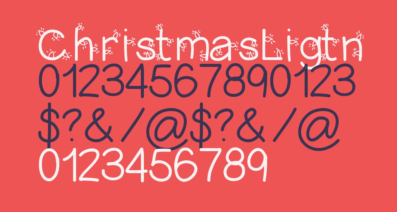 ChristmasLigtness