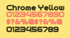 Chrome Yellow Inline NF