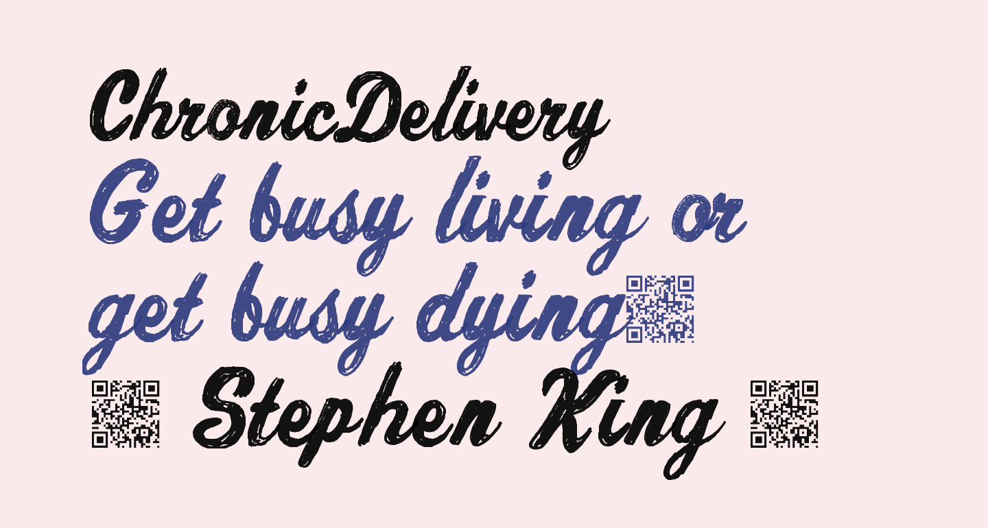 ChronicDelivery