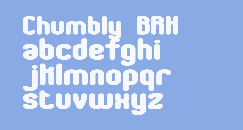 Chumbly BRK