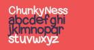 ChunkyNess
