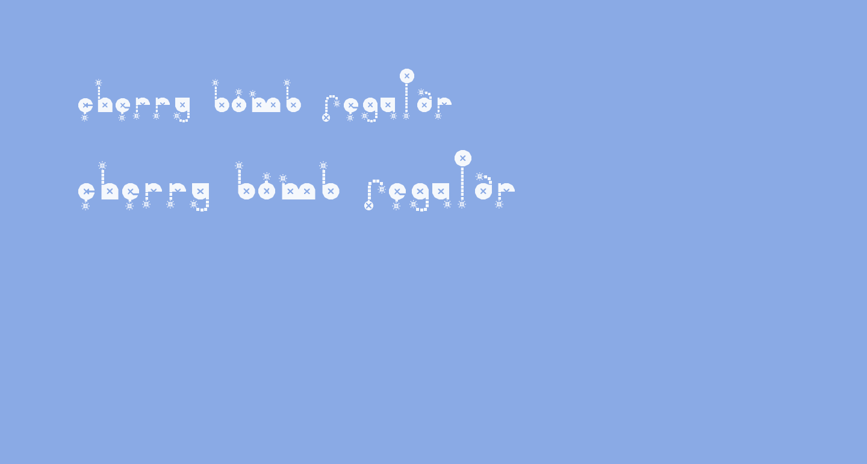 cherry bomb Regular