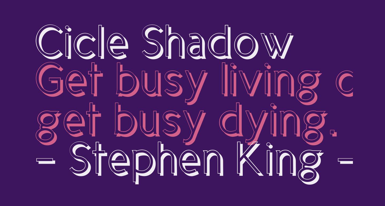 Cicle Shadow
