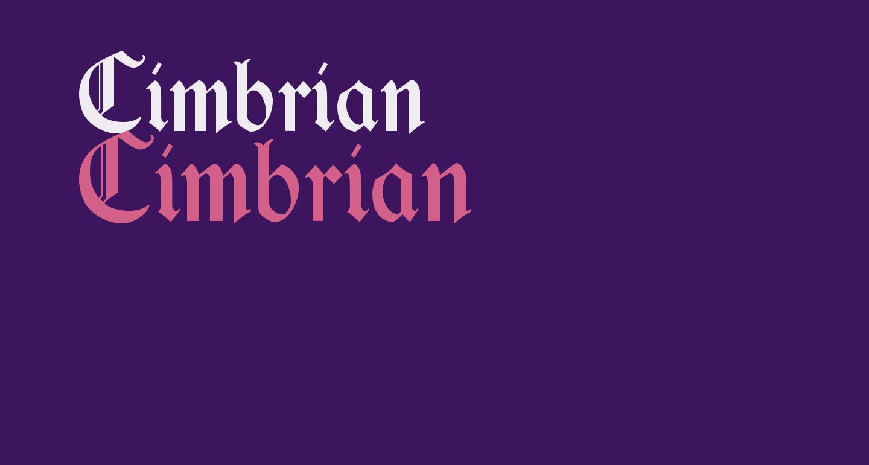 Cimbrian