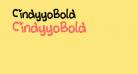 CindyyoBold