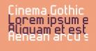 Cinema Gothic NBP