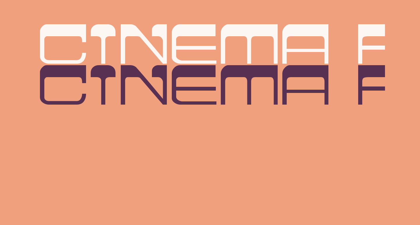 Cinema Regular