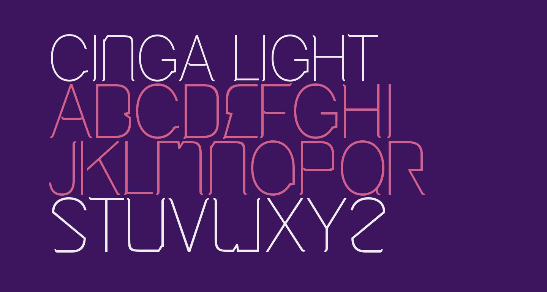 Cinga Light