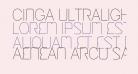Cinga UltraLight