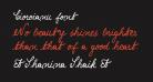 Cioroianu font