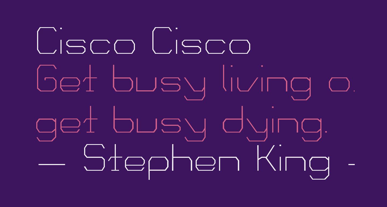 Cisco Cisco