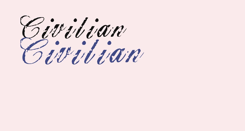 Civilian