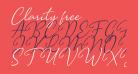 Clarity free