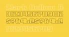 Clark Hollow Bold
