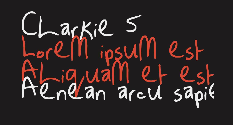 Clarkie 5