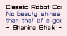 Classic Robot Condensed