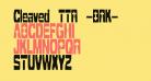 Cleaved TTR -BRK-