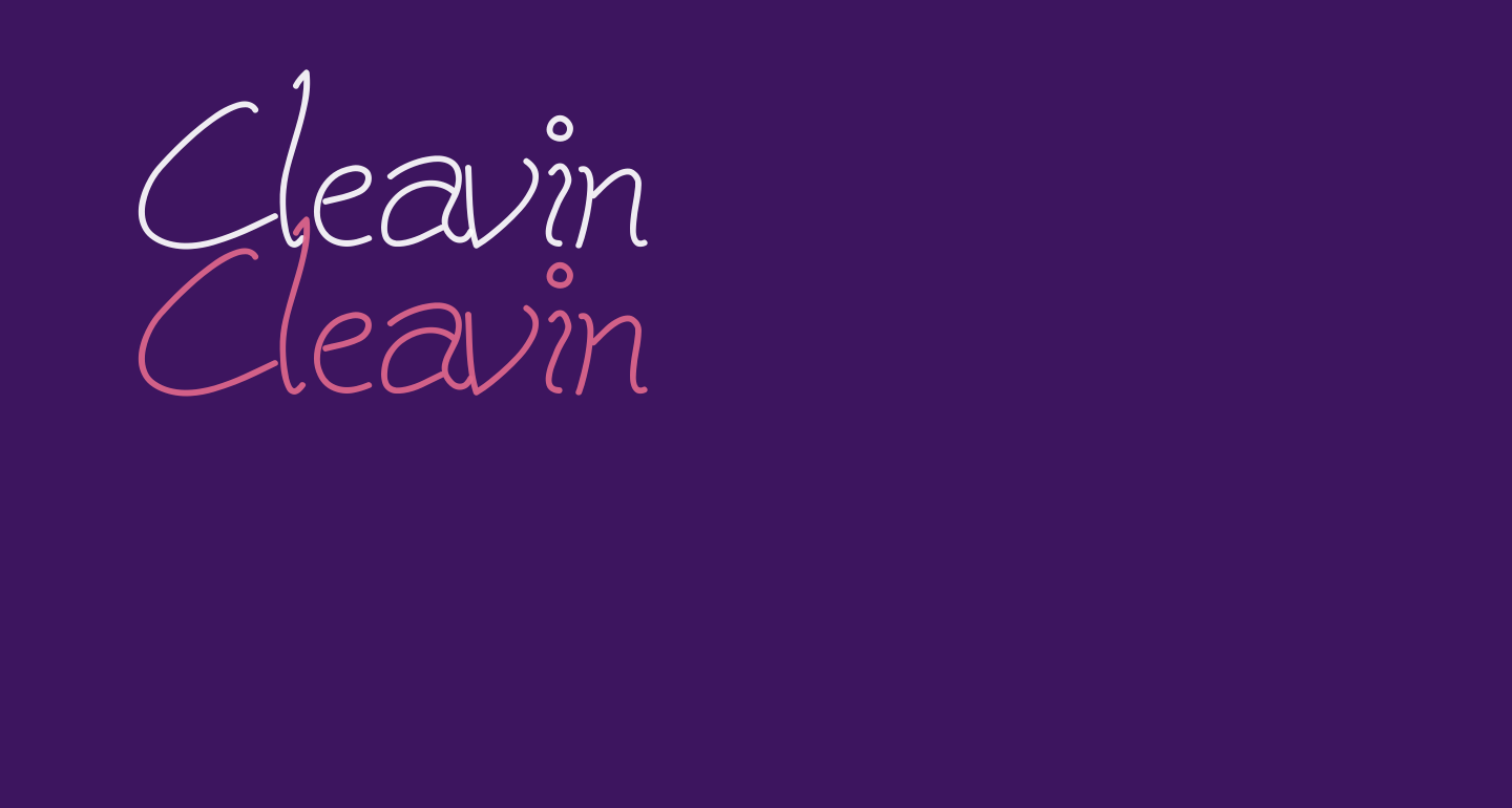 Cleavin