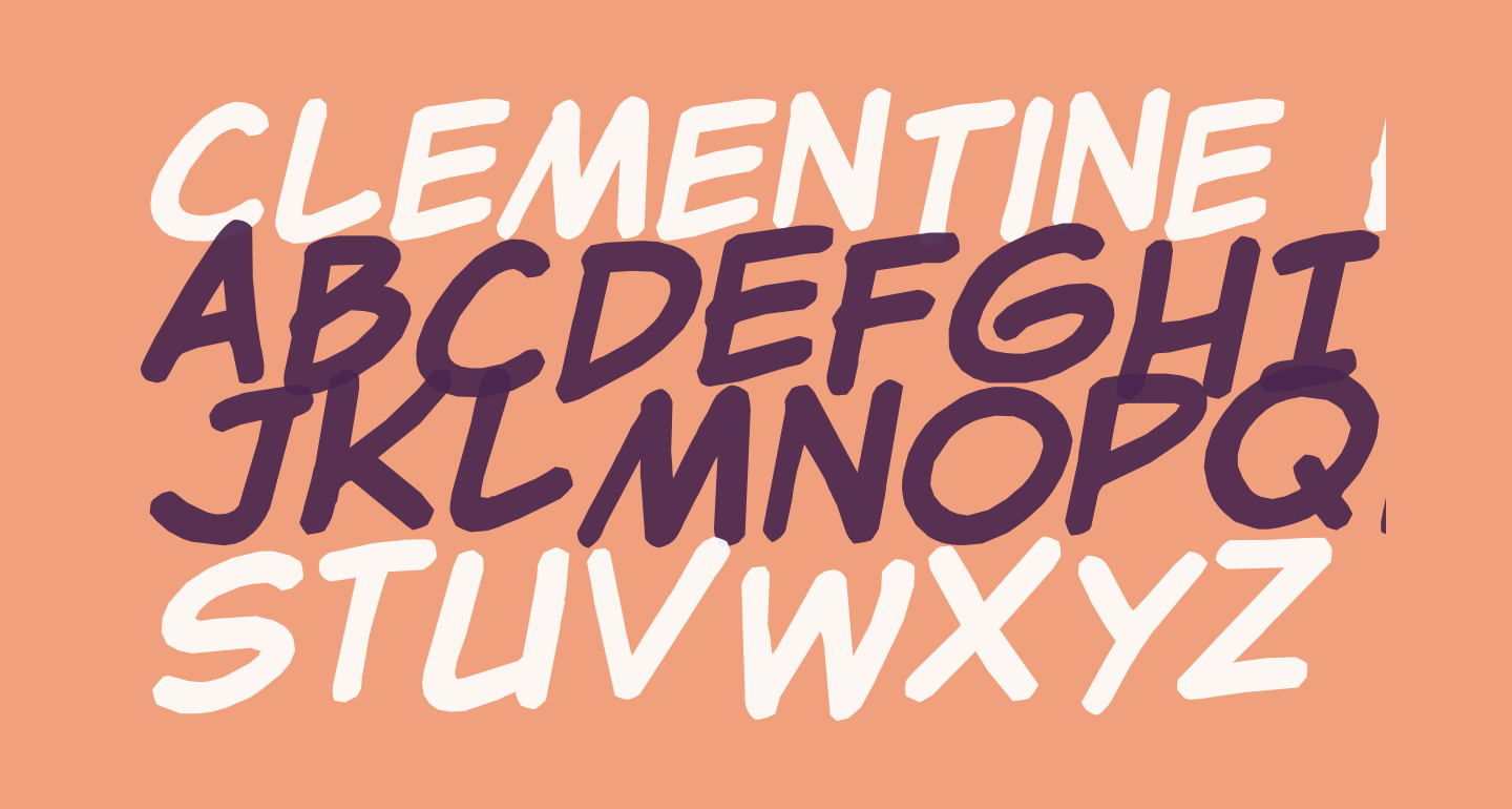 Clementine Expanded Regular