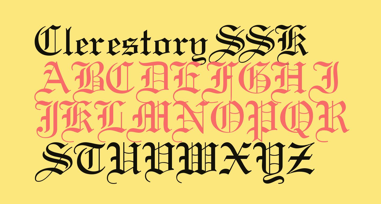 ClerestorySSK
