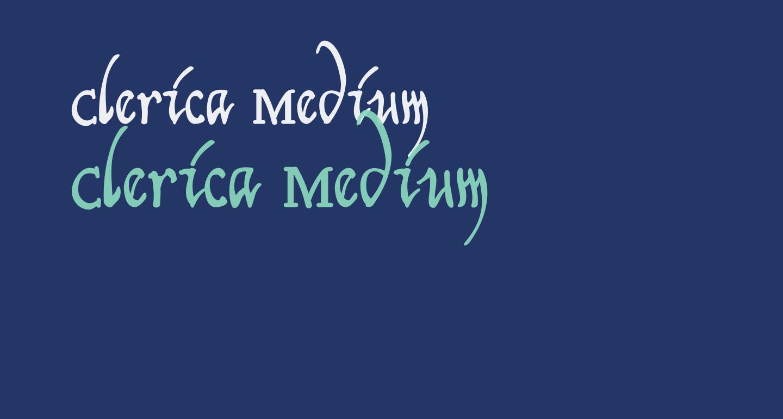 Clerica Medium